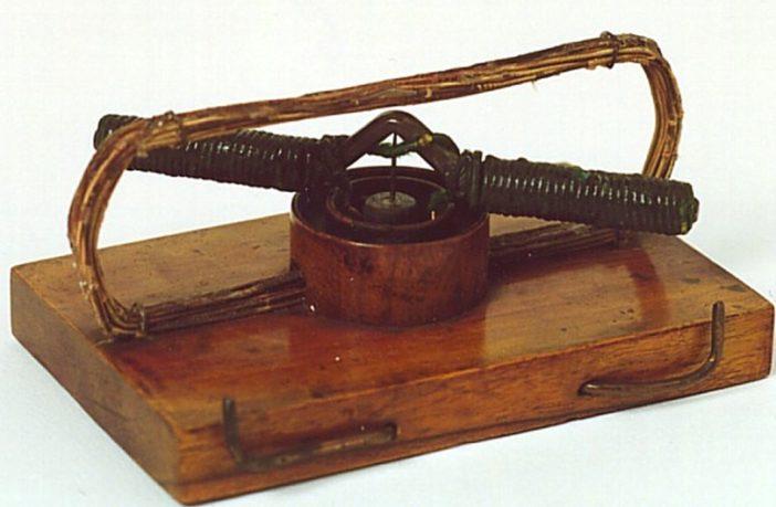 Primul motor electric din lume de Anyos Jedlik