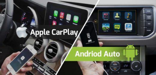 Ce sunt È™i la ce folosesc Apple CarPlay È™i Android Auto