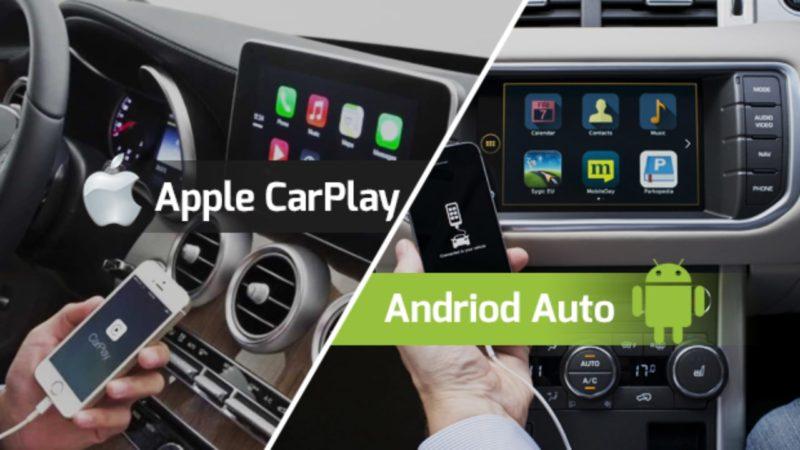 Ce sunt și la ce folosesc Apple CarPlay și Android Auto