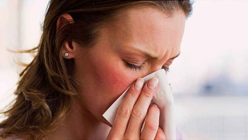 Cum să scapi de nasul înfundat