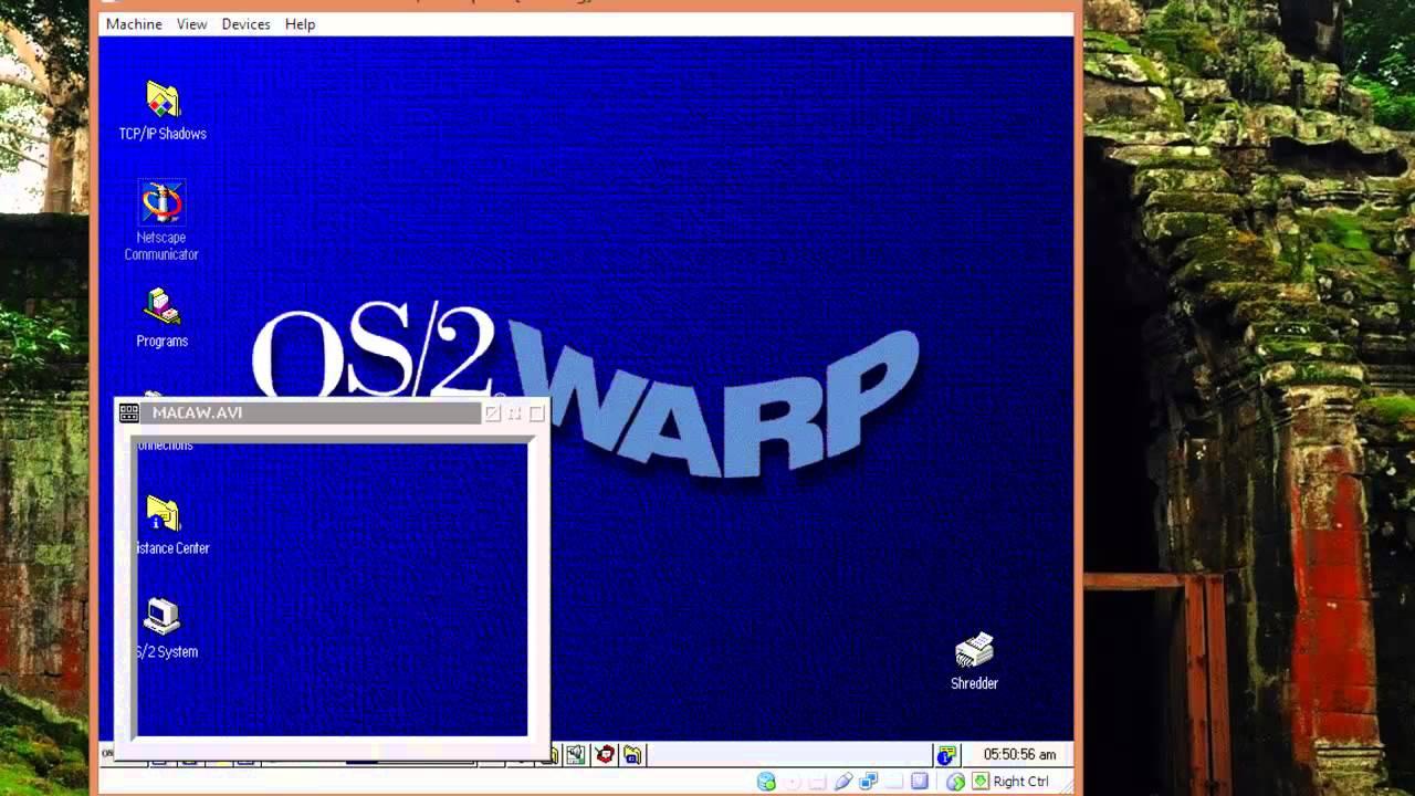 OS/2 un sistem de operare de succes – destinat esecului